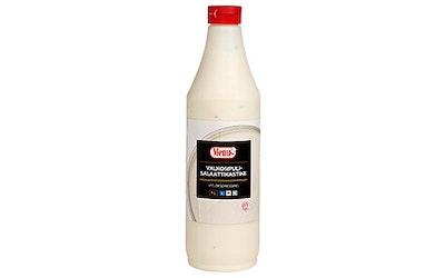 Menu valkosipulisalaattikastike 1l maidoton