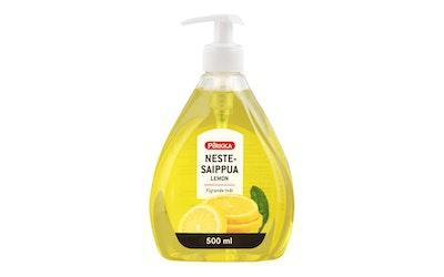 Pirkka nestesaippua lemon 500ml