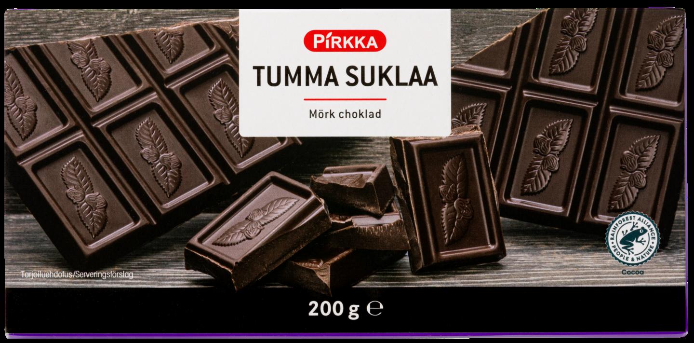 Tumma Suklaa Päiväannos