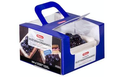 Pirkka gluteeniton mustikkakermakakku 300g pakaste