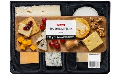 Pirkka juustolajitelma 250 g