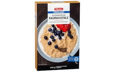 Pirkka suomalainen gluteeniton iso kaurahiutale 450g