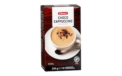 Pirkka choco cappuccino 10kpl/230g UTZ