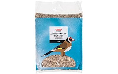 Pirkka kuoritut auringonkukansiemenet linnuille 2kg