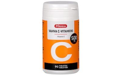 Pirkka C-vitamiini 500 mg 90kpl/65g