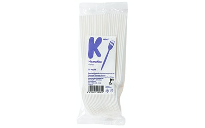 K-Menu haarukka 25kpl
