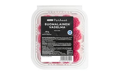 Pirkka Parhaat suomalainen vadelma 175g pakaste