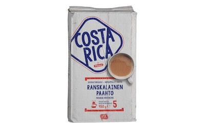Pirkka Costa Rica ranskalainen paahto suodatinkahvi 450g UTZ