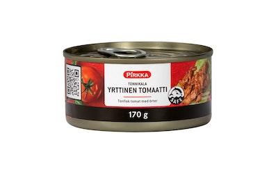 Pirkka tonnikala yrttinen tomaatti 170g