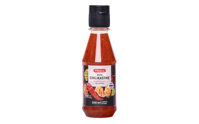 Pirkka makea chilikastike 200ml