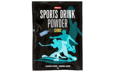 Pirkka sports drink powder urheilujuomajauhe citrus 45g