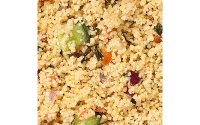 Menu deli couscous-tabbouleh salaatti 1/3 GN vuoka 65mm syvä 1,2kg
