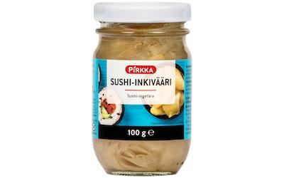 Pirkka sushi inkivääri 100g