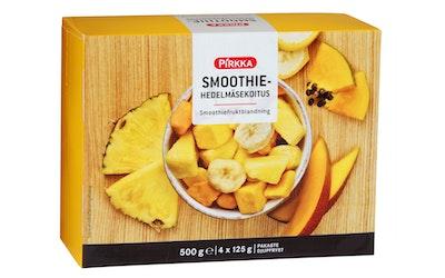 Pirkka smoothiehedelmäsekoitus 4x125g pakaste