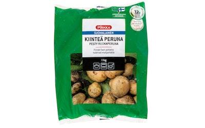 Pirkka suomalainen kiinteä peruna 1kg - kuva