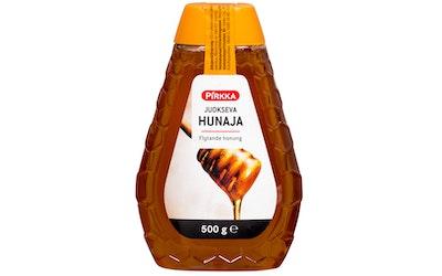 Pirkka juokseva hunaja 500g