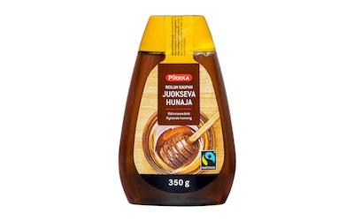 Pirkka Reilun kaupan juokseva hunaja 350g