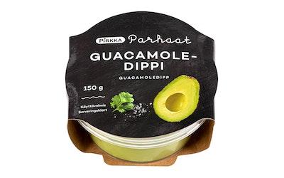 Pirkka Parhaat guacamoledippi 150g