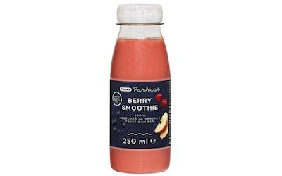 Pirkka Parhaat Berry smoothie 250ml