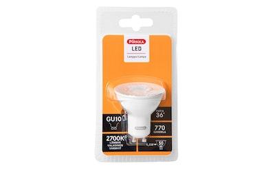 Pirkka led PAR16 4,5W GU10 350lm kohdelamppu