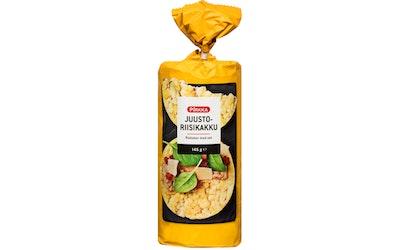 Pirkka juusto-riisikakku 145g