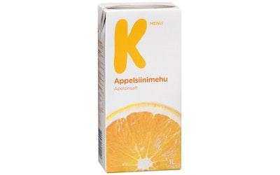 K-Menu appelsiinimehu 1l