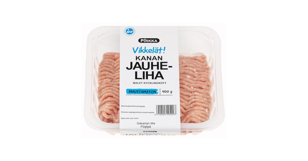 Kanan Jauheliha Resepti