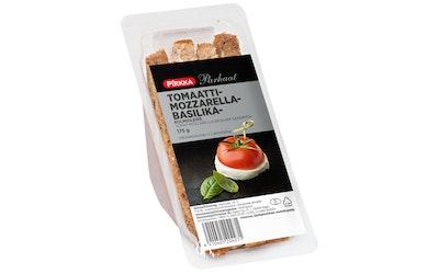 Pirkka Parhaat tomaatti-mozzarella-basilikakolmioleipä 175g