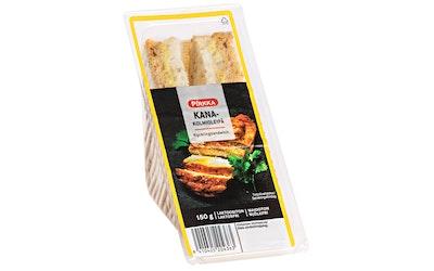 Pirkka kanakolmioleipä 150g