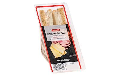 Pirkka kinkku-juustokolmioleipä 150g