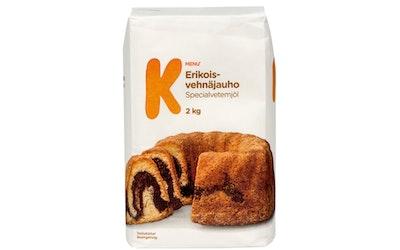 K-Menu erikoisvehnäjauho 2kg