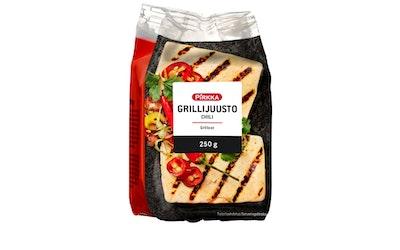 Pirkka grillijuusto chili 250g - kuva