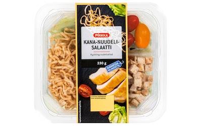 Pirkka kana-nuudelisalaatti 230g