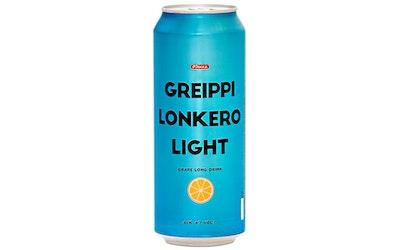 Pirkka greippilonkero light 4,7% 0,5l