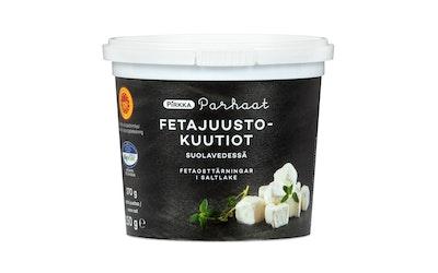 Pirkka Parhaat fetajuustokuutiot 370g/150g