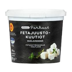 Pirkka Parhaat fetajuustokuutiot 150g/370g