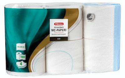 Pirkka pehmeämpi wc-paperi 6rl