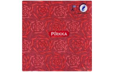 Pirkka koristeliina 20kpl/24cm Ruusutarha syksy