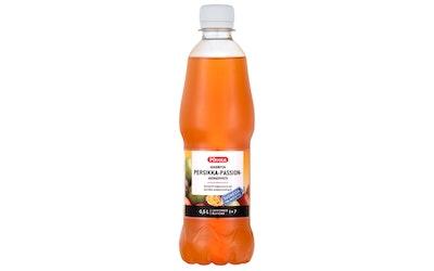 Pirkka persikka-passion juomatiiviste 0,5l sokeriton