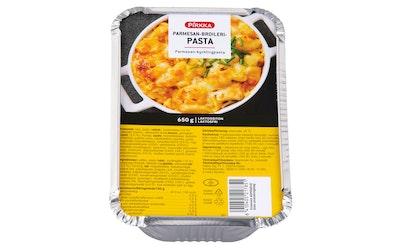Pirkka parmesan-broileripasta 650g