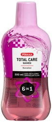 Pirkka Total Care suuvesi 500ml 6 in 1