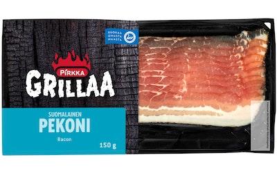 Pirkka suomalainen pekoni 150g