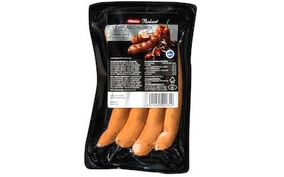 Pirkka Parhaat lempeän chilinen grillimakkara 4kpl/240g