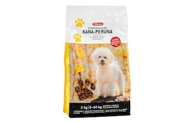 Pirkka koiran kuivaruoka kana-peruna 2kg