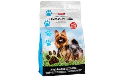 Pirkka Koiran kuivaruoka Lammas-peruna 2kg