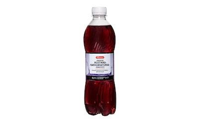 Pirkka sokeriton mustikka-karhunvatukka juomatiiviste 0,5l