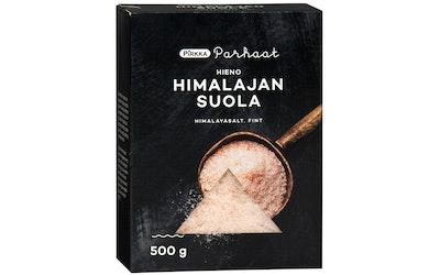Pirkka Parhaat Himalajan suola 500g