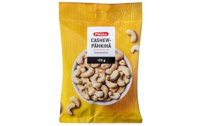 Pirkka cashewpähkinä 125g