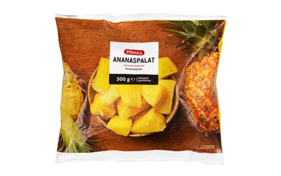 Pirkka ananaspalat 300g pakaste
