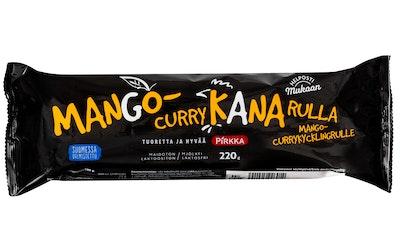 Pirkka Helposti mukaan mango-currykanarulla 220g
